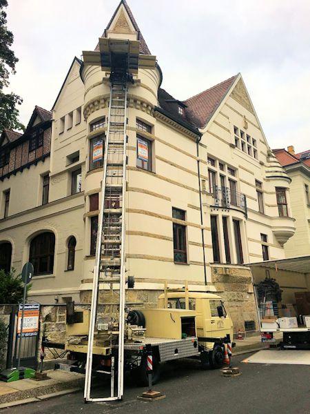 Schrägaufzug Susi für Ihren Umzug in Leipzig